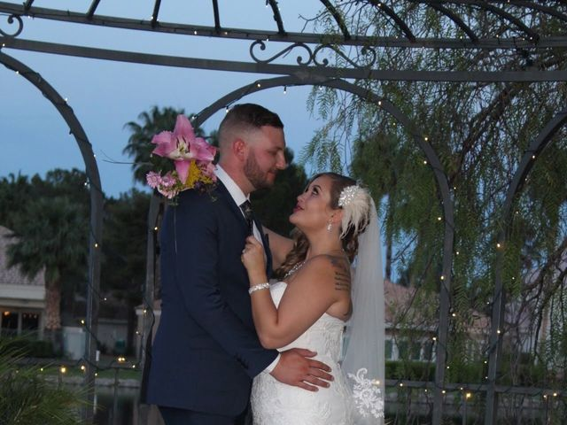 Danny and Rachel's Wedding in Las Vegas, Nevada 6