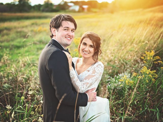 Lucas and Abby's Wedding in Lomira, Wisconsin 8