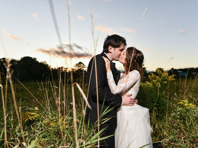 Lucas and Abby's Wedding in Lomira, Wisconsin 9