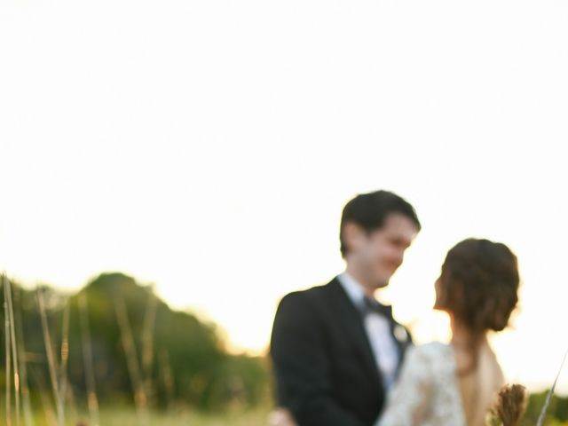 Lucas and Abby's Wedding in Lomira, Wisconsin 13