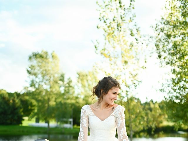 Lucas and Abby's Wedding in Lomira, Wisconsin 19