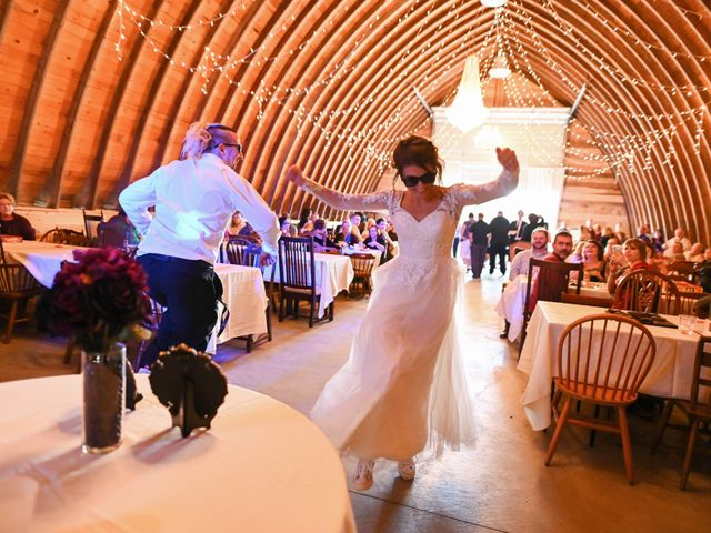 Lucas and Abby's Wedding in Lomira, Wisconsin 23