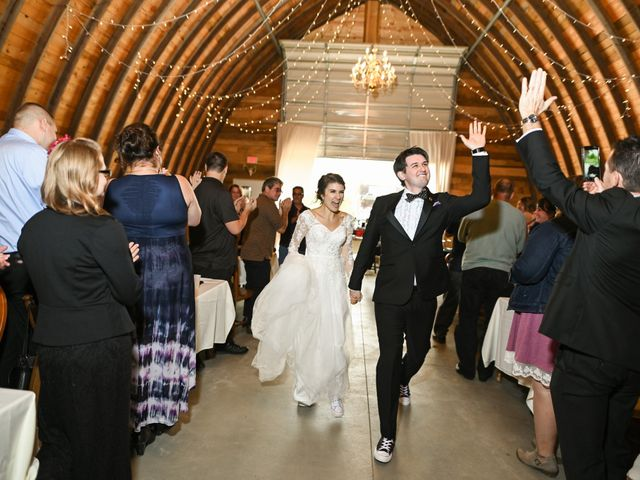 Lucas and Abby's Wedding in Lomira, Wisconsin 26