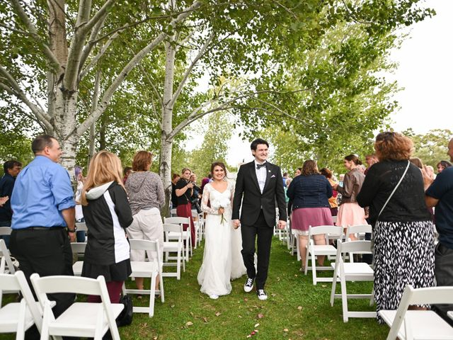 Lucas and Abby's Wedding in Lomira, Wisconsin 38
