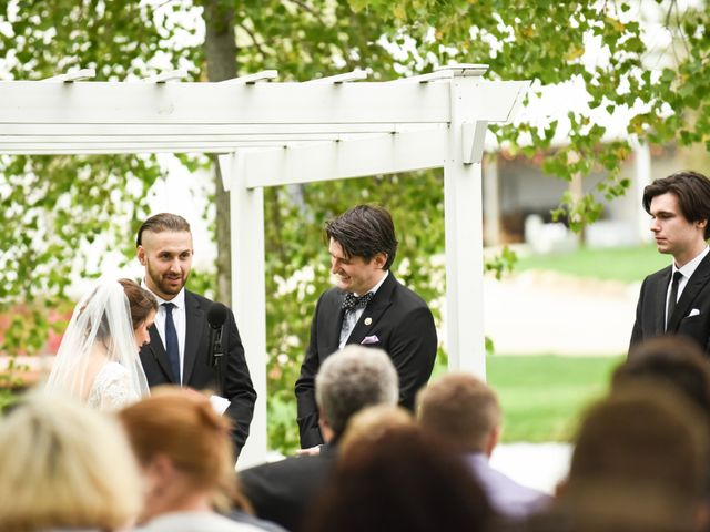Lucas and Abby's Wedding in Lomira, Wisconsin 42