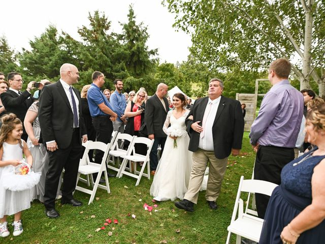 Lucas and Abby's Wedding in Lomira, Wisconsin 46