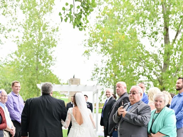Lucas and Abby's Wedding in Lomira, Wisconsin 47