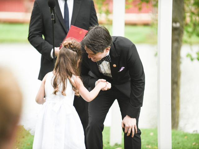 Lucas and Abby's Wedding in Lomira, Wisconsin 48
