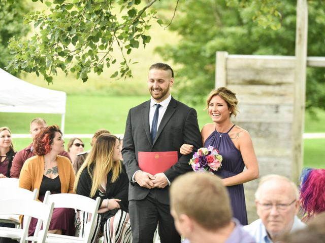 Lucas and Abby's Wedding in Lomira, Wisconsin 51