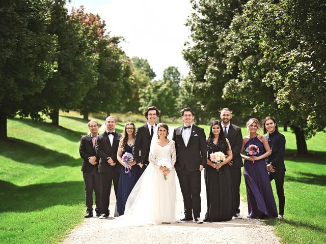 Lucas and Abby's Wedding in Lomira, Wisconsin 55