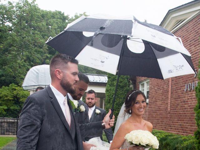 Patrick and Lauren's Wedding in New Rochelle, New York 19