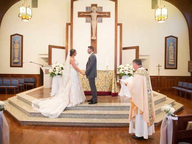 Patrick and Lauren's Wedding in New Rochelle, New York 11