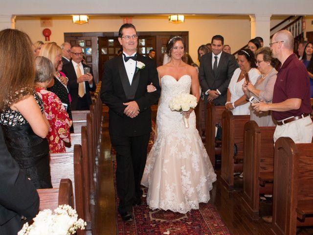 Patrick and Lauren's Wedding in New Rochelle, New York 14