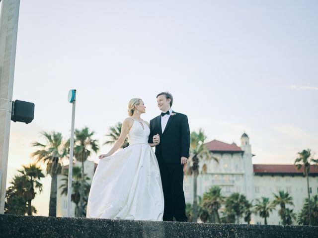 Lauren and Paul's Wedding in Galveston, Texas 3