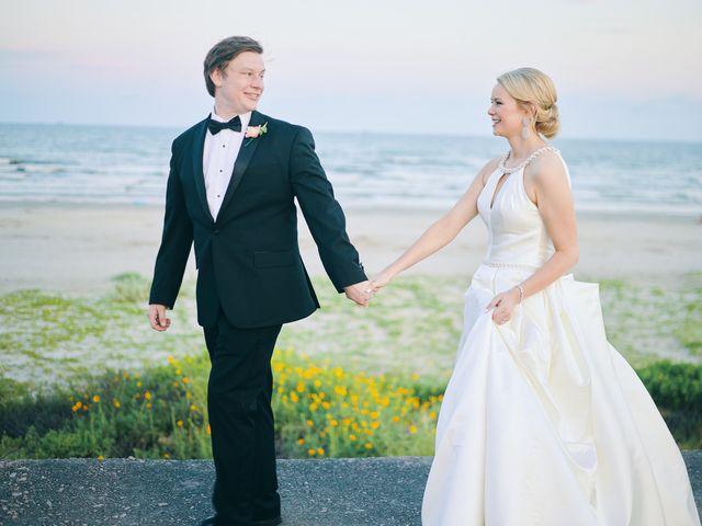 Lauren and Paul's Wedding in Galveston, Texas 5