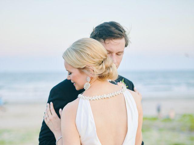 Lauren and Paul's Wedding in Galveston, Texas 6