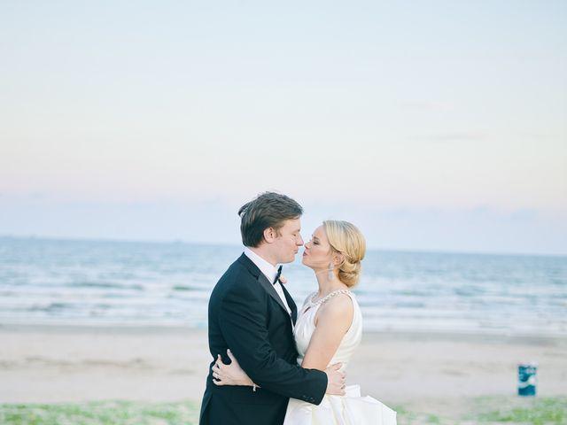 Lauren and Paul's Wedding in Galveston, Texas 8