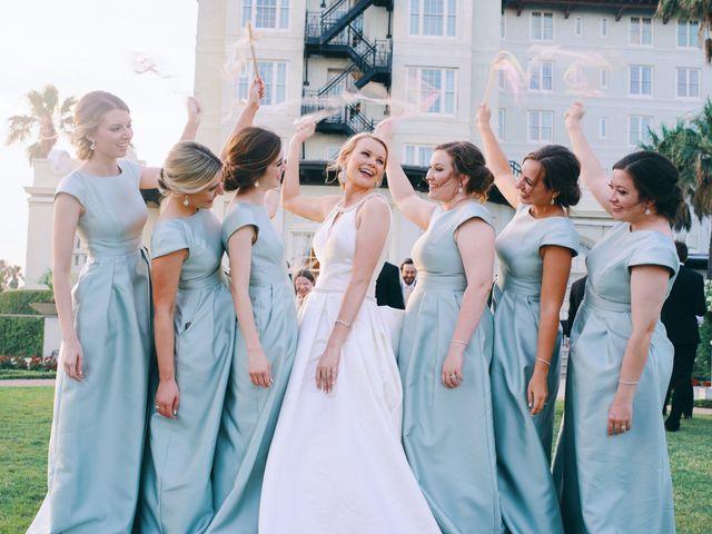 Lauren and Paul's Wedding in Galveston, Texas 10
