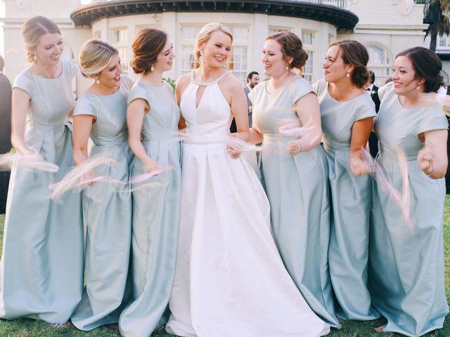 Lauren and Paul's Wedding in Galveston, Texas 11