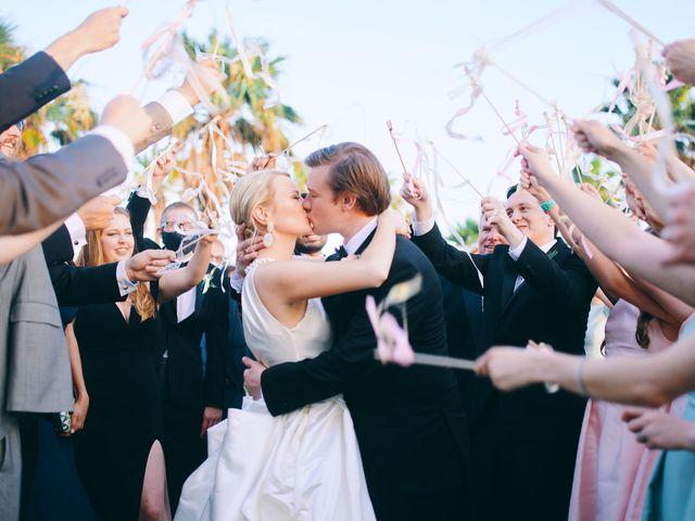 Lauren and Paul's Wedding in Galveston, Texas 12
