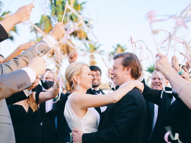 Lauren and Paul's Wedding in Galveston, Texas 13