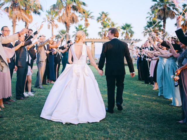 Lauren and Paul's Wedding in Galveston, Texas 14