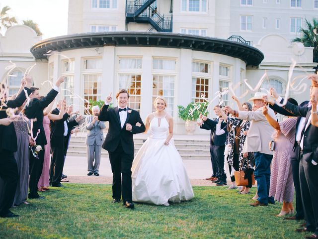 Lauren and Paul's Wedding in Galveston, Texas 16
