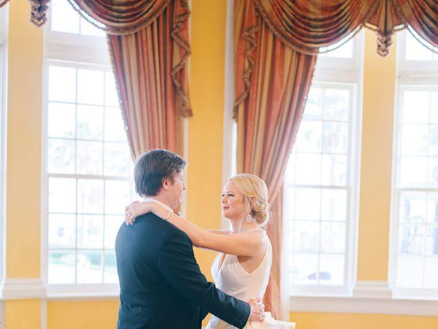 Lauren and Paul's Wedding in Galveston, Texas 25