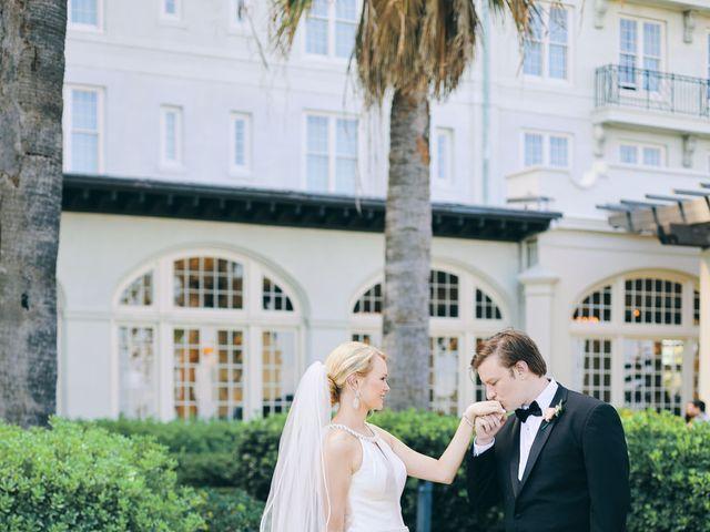 Lauren and Paul's Wedding in Galveston, Texas 43