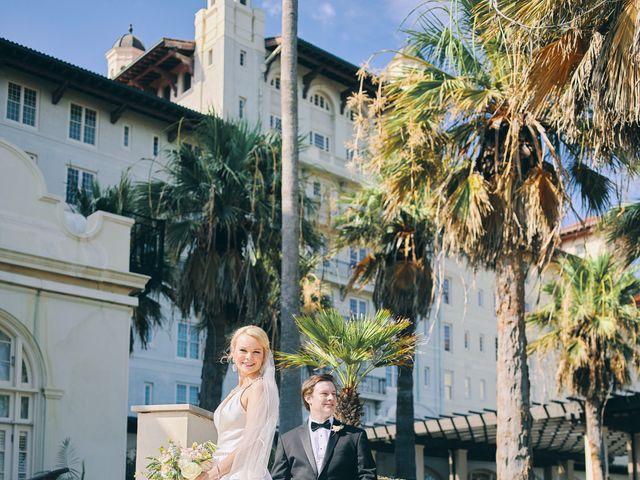 Lauren and Paul's Wedding in Galveston, Texas 45