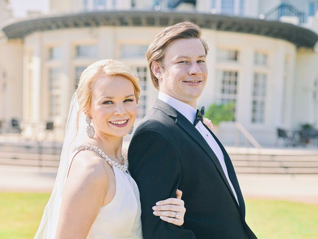 Lauren and Paul's Wedding in Galveston, Texas 46