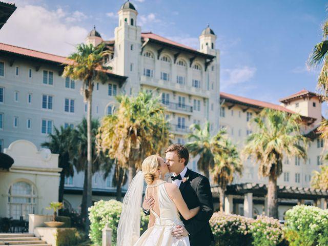 Lauren and Paul's Wedding in Galveston, Texas 47