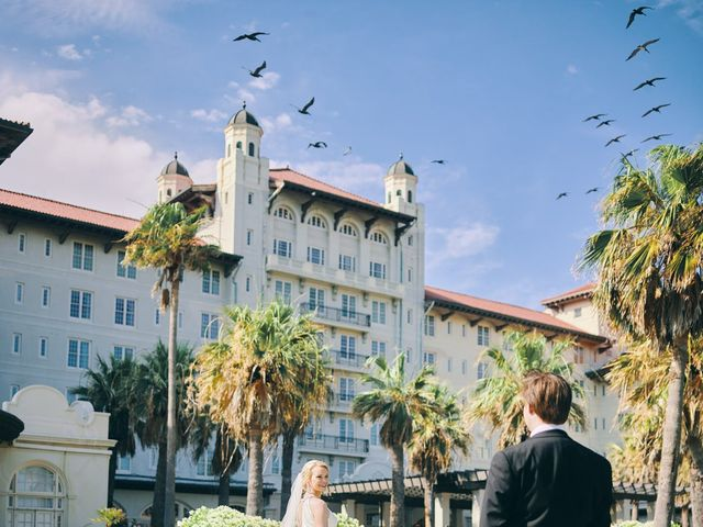 Lauren and Paul's Wedding in Galveston, Texas 48