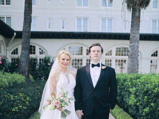Lauren and Paul's Wedding in Galveston, Texas 50