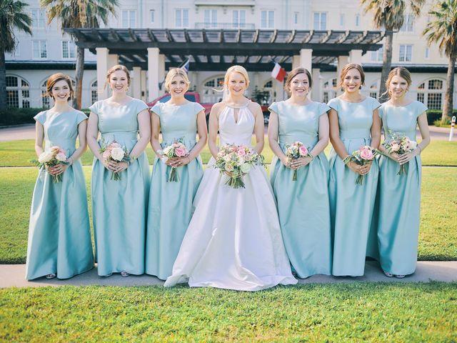 Lauren and Paul's Wedding in Galveston, Texas 56