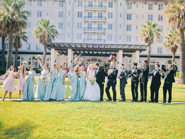 Lauren and Paul's Wedding in Galveston, Texas 58