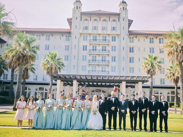 Lauren and Paul's Wedding in Galveston, Texas 59