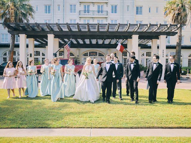 Lauren and Paul's Wedding in Galveston, Texas 61