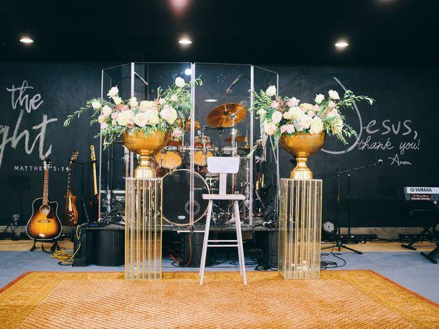 Lauren and Paul's Wedding in Galveston, Texas 73