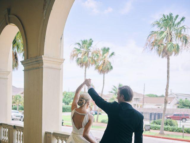Lauren and Paul's Wedding in Galveston, Texas 75