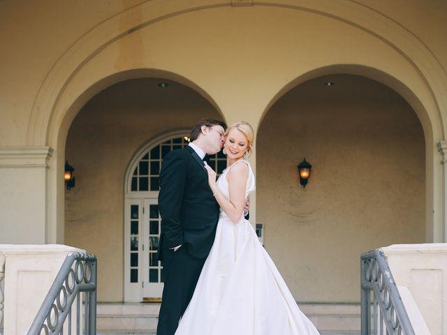 Lauren and Paul's Wedding in Galveston, Texas 76