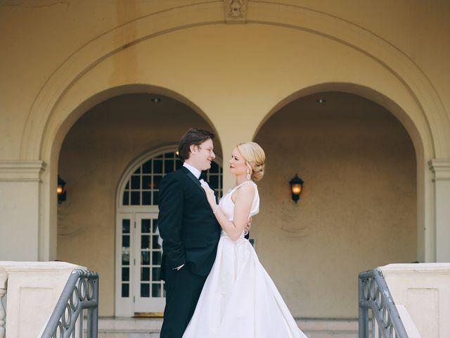 Lauren and Paul's Wedding in Galveston, Texas 77
