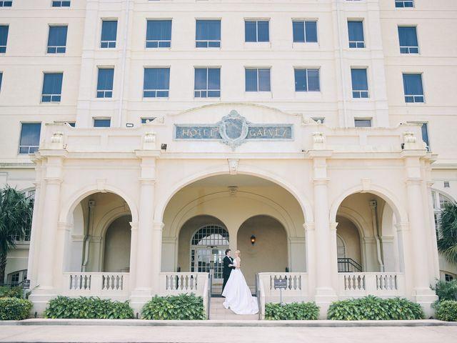 Lauren and Paul's Wedding in Galveston, Texas 79