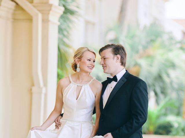 Lauren and Paul's Wedding in Galveston, Texas 81