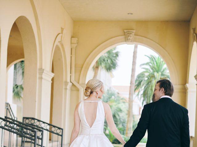 Lauren and Paul's Wedding in Galveston, Texas 83