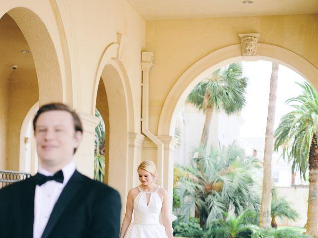 Lauren and Paul's Wedding in Galveston, Texas 85