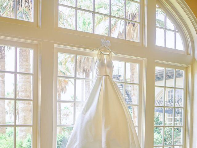 Lauren and Paul's Wedding in Galveston, Texas 125