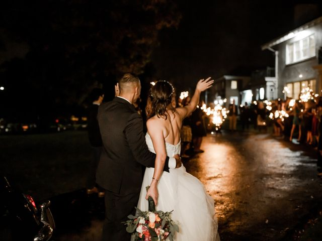 Erin and Clifton's Wedding in Thomasville, North Carolina 5