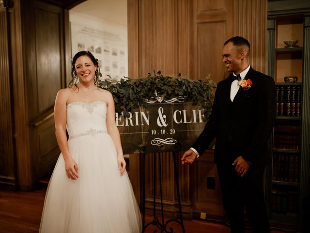 Erin and Clifton's Wedding in Thomasville, North Carolina 11