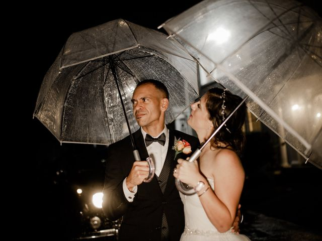 Erin and Clifton's Wedding in Thomasville, North Carolina 13